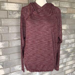 Lululemon Athletica pullover hoodie size 12